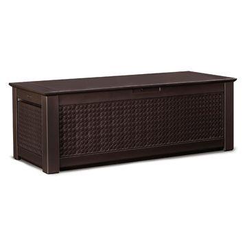 Rubbermaid Patio Chic Storage Deck Box