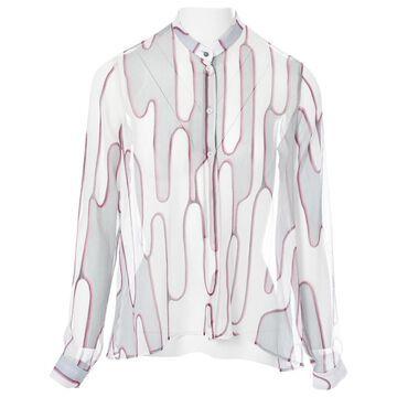 Kenzo Grey Polyester Tops