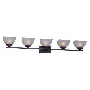 Forte Lighting 5700-05 5 Light 52