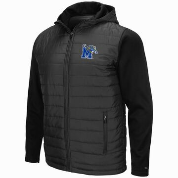 Mens NCAA Memphis Tigers Everest Full Zip Jacket