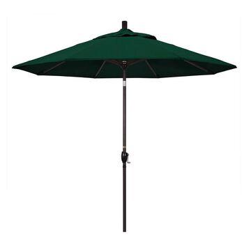 California Umbrella 9-ft. Pacific Trail Bronze Finish Patio Umbrella