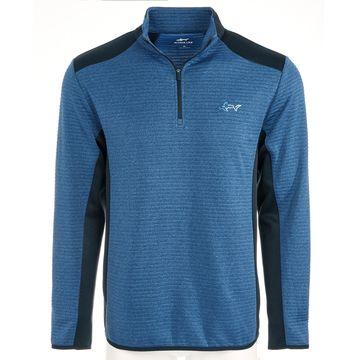 Men's Ottoman Quarter-Zip Shirt, Created for Macy's