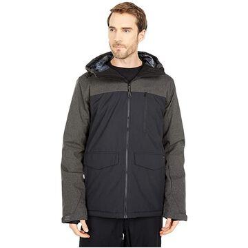 Billabong All Day Jacket (Grey Heather) Men's Clothing