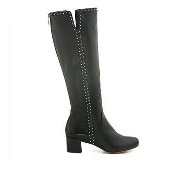 Adrienne Vittadini Larosa Leather Boot
