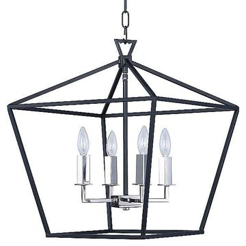 Abode Chandelier by Maxim Lighting