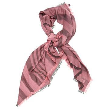 Sonia Rykiel Pink Silk Scarves