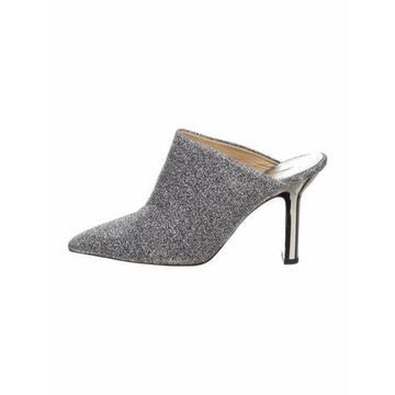 Mules Silver