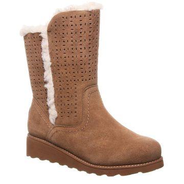 Bearpaw Lillian Suede Boot