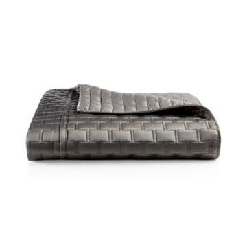 Hotel Collection Frame Queen Quilted Coverlet Bedding