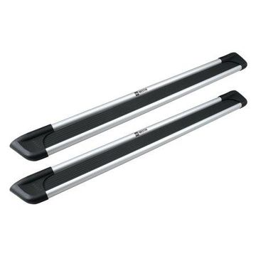 Westin Sure-Grip Aluminum Running Boards 93 in - Brushed Aluminum