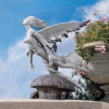 Design Toscano Enchanted Flight of the Garden Fairy Statue