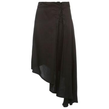 Ann Demeulemeester Skirt Asymmetric W/lace