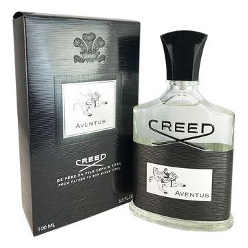 Creed Aventus Men's 3.3-ounce Eau de Parfum Spray (Men's - 2010 - 3.1 - 4 Oz. - Travel Size - Floral/Fruity/Citrus - EDP Eau De Parfum)