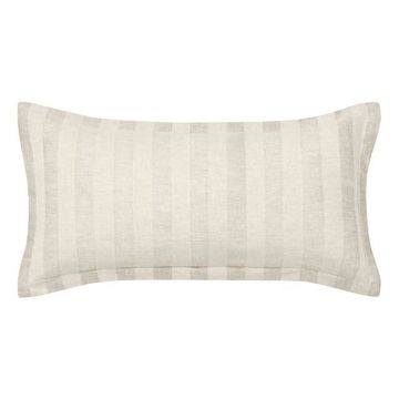 Laura Ashley Beige Breakfast Throw Pillow