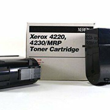 ''Xerox Toner Cartridge (Black,1-Pack)''