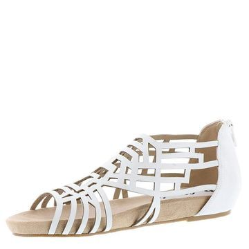 Bellini Womens nazareth Open Toe Casual Gladiator Sandals