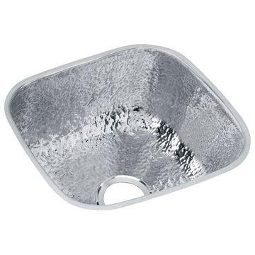 Elkay Stainless Steel Single Bowl Undermount Bar Sink