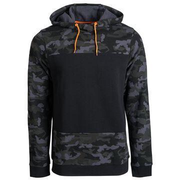 Men's Colorblocked Fleece Hoodie, Created for Macy's