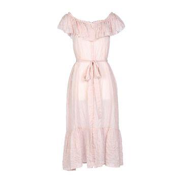 LISA MARIE FERNANDEZ 3/4 length dresses