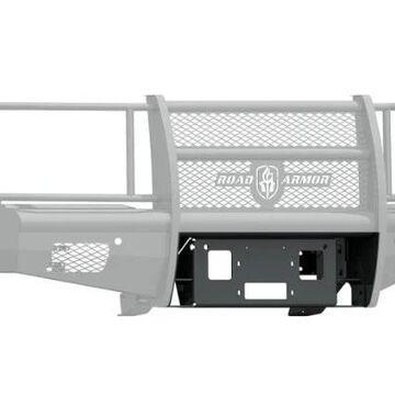 RDA315V-WP Front Vaquero Winch Plate Insert for 2015-2017 Chevy Silverado 2500 HD