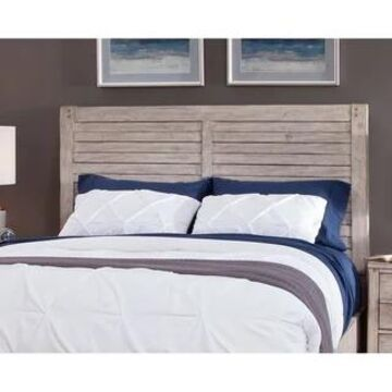 Asher Panel Headboard by Greyson Living (Queen Size - Antiqued Whitewash)