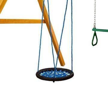 Gorilla Playsets Blue Orbit Swing - Large