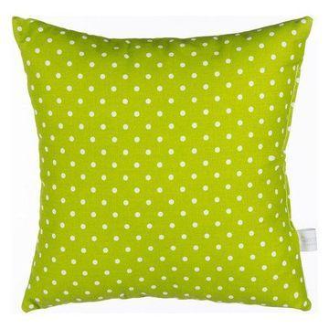 Pippin Pillow - Green Dot