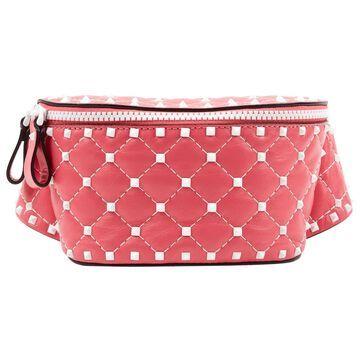 Valentino Pink Leather Handbags