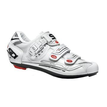 Sidi Women's Genius 7 Cycling Shoes Shadow White 38