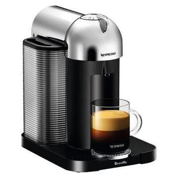 Nespresso Vertuo Chrome by Breville - Black