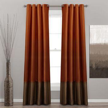 Lush Decor Prima Curtain Panel