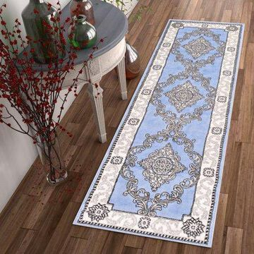 Well Woven Ash Yonderhill Modern Blue Area Rug