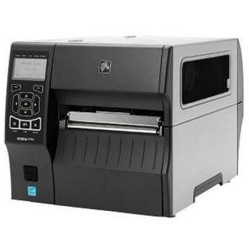Zebra ZT420 Direct Thermal Thermal Transfer Printer Monochrome Desktop Label Print ZT42063 T01