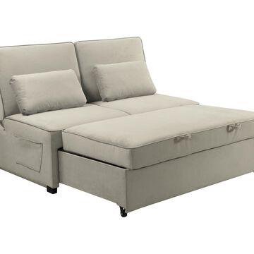 Tacoma Serta Multifunctional Sofa with Wood Frame