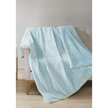 Sleep Philosophy Plush Solid Weighted Blanket - -