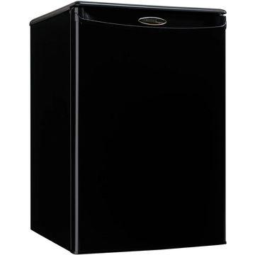 Danby DAR026A1BDD Black 2.6-cubic foot Designer Energy Star Compact All Refrigerator (Black)
