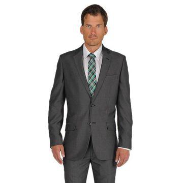 Men's Apt. 9 Slim-Fit Black Pindot Suit Jacket