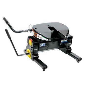 Reese 30084 20K Fifth Wheel Hitch with Kwik-Slide Slider