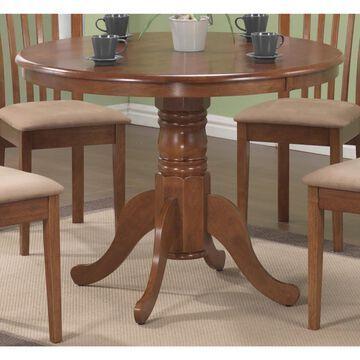 Coaster Company Oak Dining Table