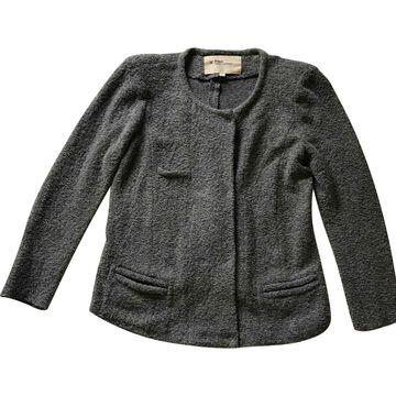 Isabel Marant Etoile \N Grey Wool Jackets