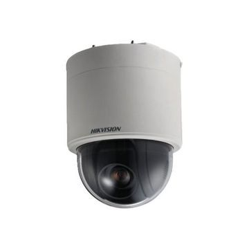 HIKvision1.3MP 30X Network PTZ Dome Camera DS-2DE5130W-AE3 - Network surveillance camera - PTZ - indoor - color (Day&Night) - 1.3 MP - 1280 x 960 - motorized - audio - LAN 10/100 - MJPEG, H.264 - AC 24 V / PoE Plus Class 4(DS-2DE5130W-AE3)