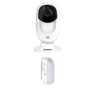 Uniden SCP1 Solo Color Security Camera & ACSBAT2 Solo Rechargeable Battery