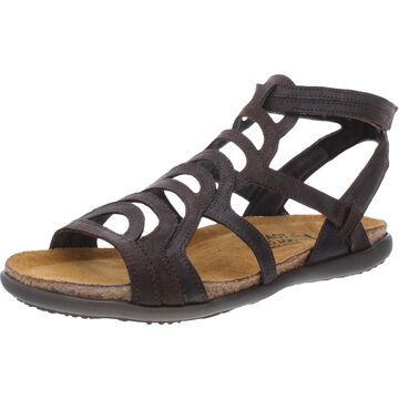 NAOT Women's Sara Leather Strappy Casual Gladiator Sandals
