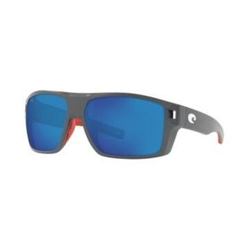 Costa Del Mar Diego Polarized Sunglasses, 6S9034 62