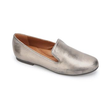 Gentle Souls By Kenneth Cole Eugene Leather Smoking Slipper