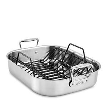 All-Clad Gourmet Accessories Large Roaster with Rack