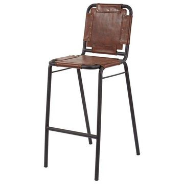 Dimond Home Industrial Barstool