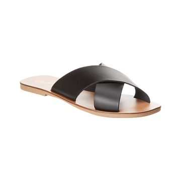 Seychelles Waterfront Leather Sandal