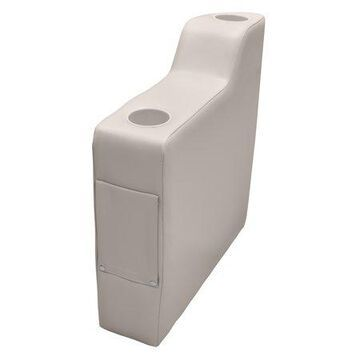 Wise 3010-990 Right Radius Pontoon Arm Rest