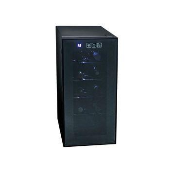 Koolatron 10-Bottle Wine Cellar, Touch Control